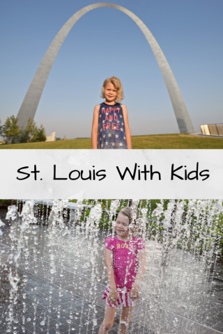 St. Louis Itinerary With Kids