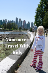 Vancouver Itinerary With Kids