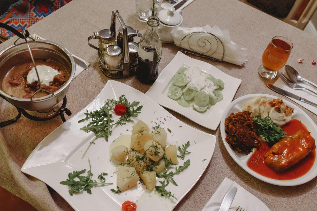 authentic polish food krakow