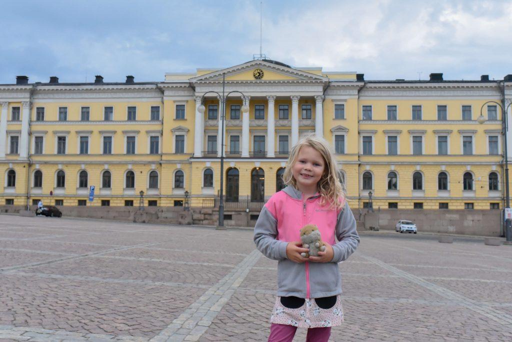Helsinki old town