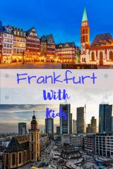 Frankfurt with kids