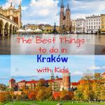 Krakow with kids