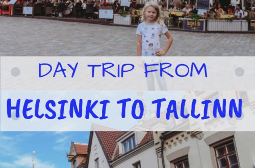Tallinn from Helsinki day trip