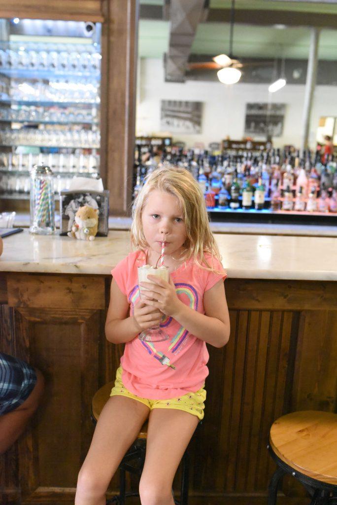 A Schwab Milkshake