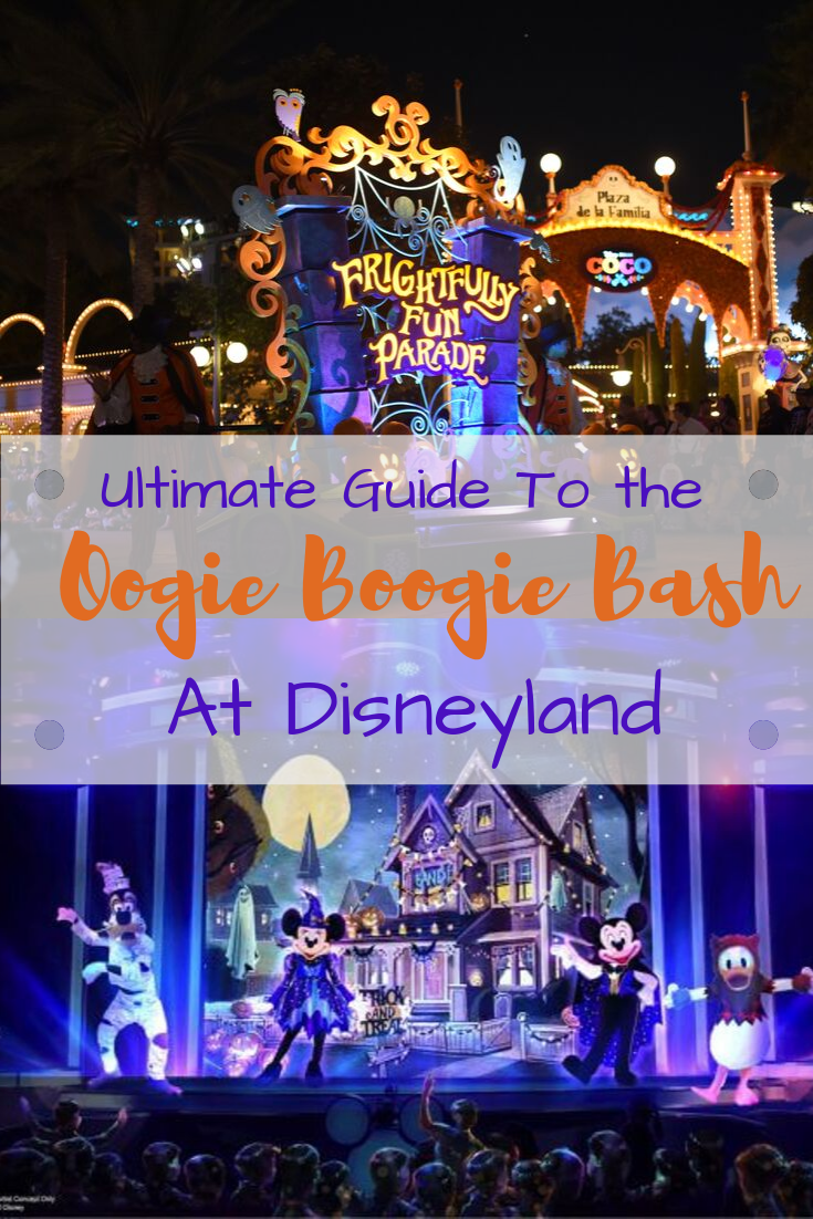 Ultimate Guide to the Oogie Boogie Bash