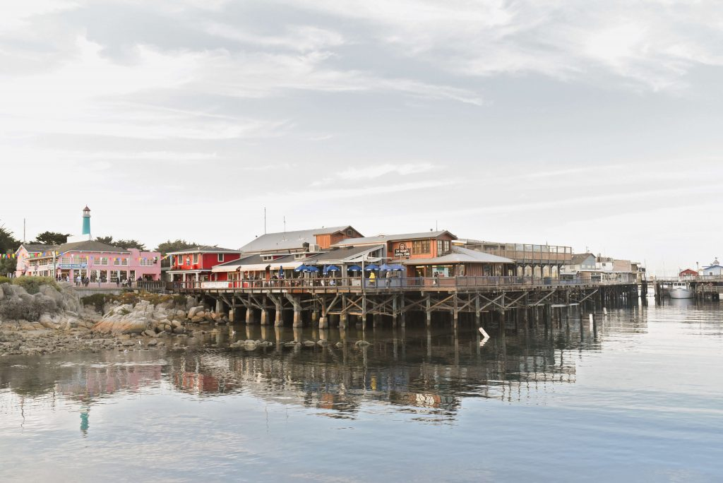 Old Fisherman's Wharf Monterey
