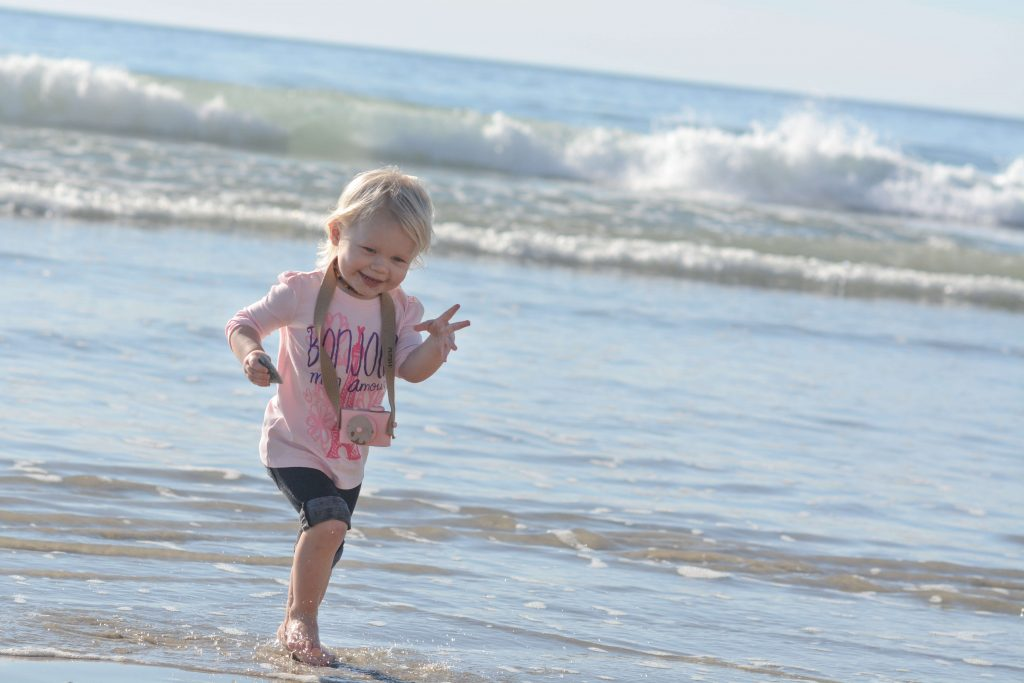 coastal ca road trip with kids