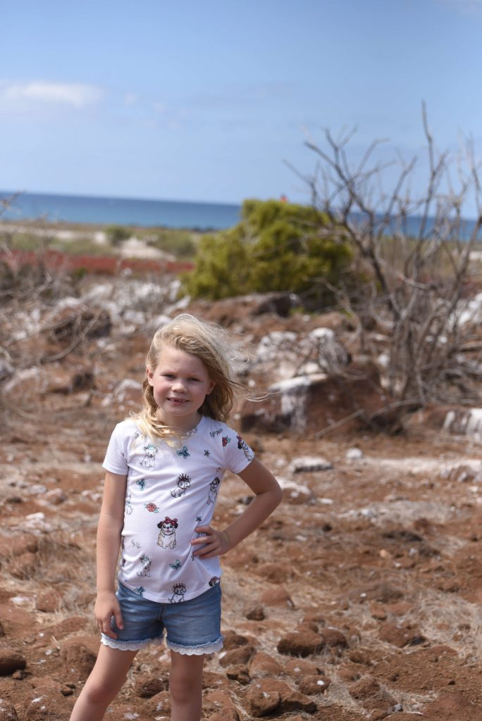 Galapagos Islands Land based with kids