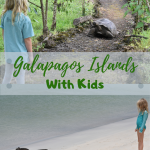 Galapagos Islands land based itinerary