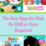 best apps for kids no wifi