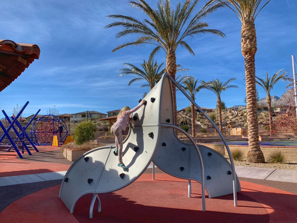 Best playgrounds in Vegas