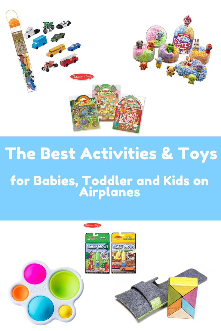 Best airplane activities for kids