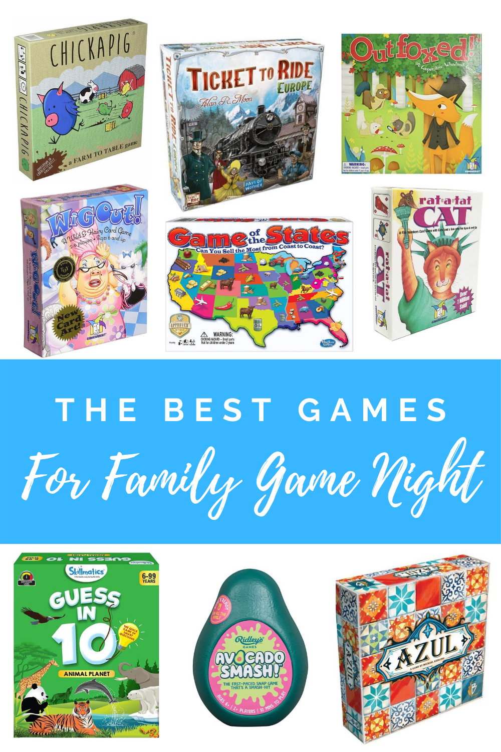 best board games family game night