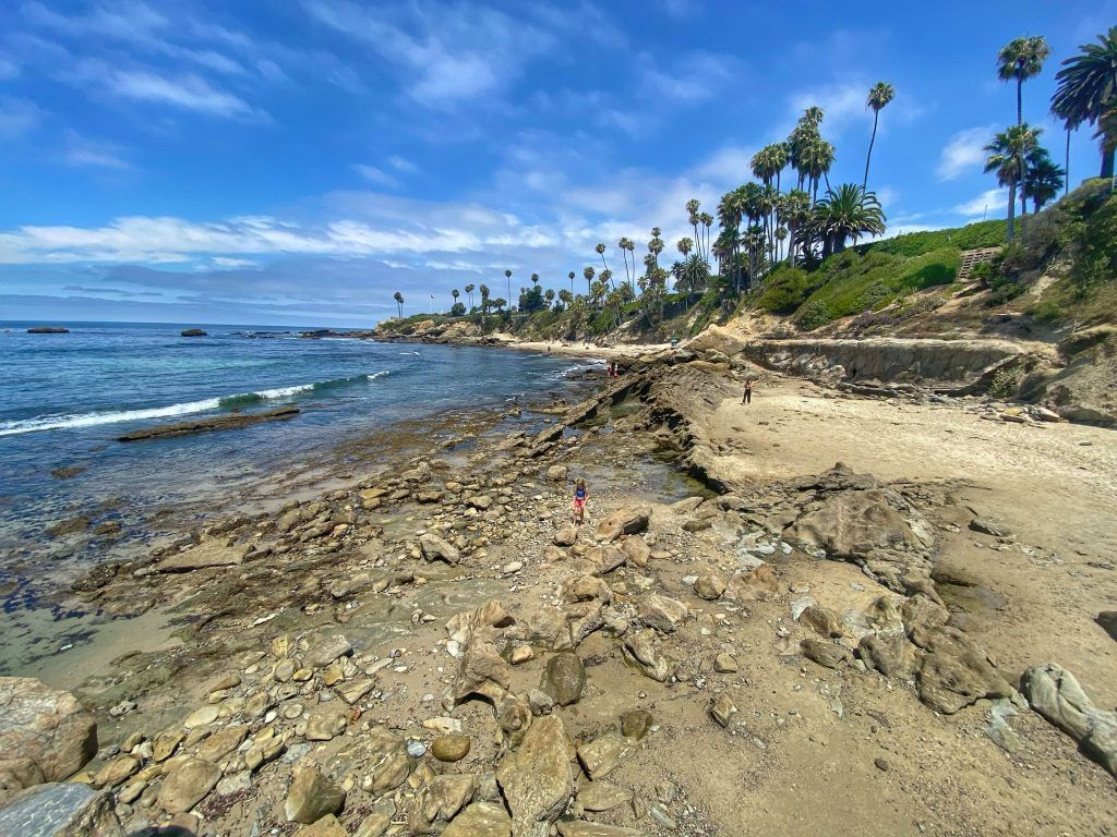 Best Tide pools in orange county