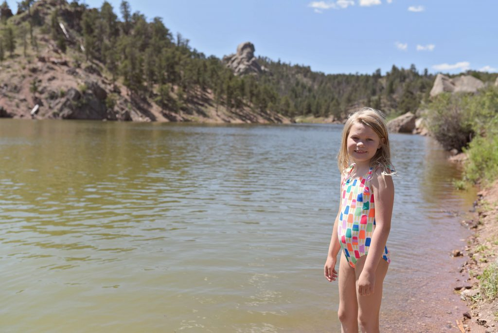 curt gowdy state park with kids