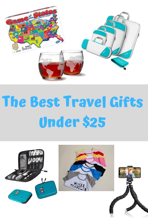 best travel gifts under $25