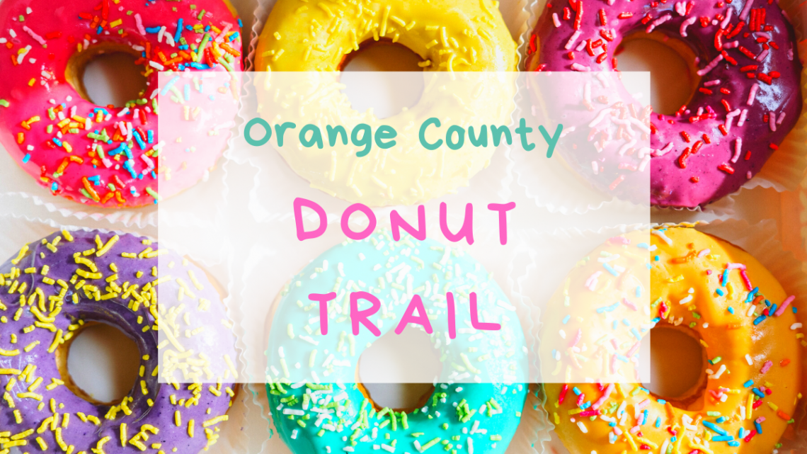 orange county donut trail