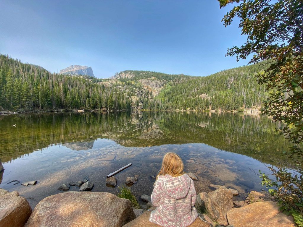 best kid and toddler friendly hikes in rocky mountain national park