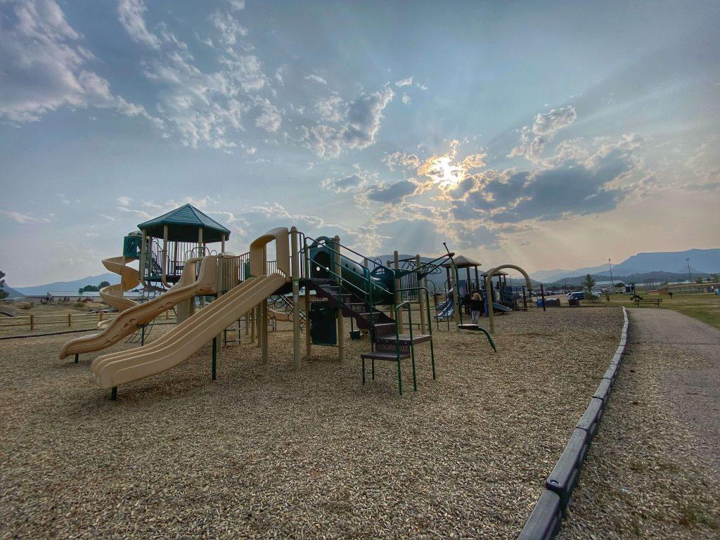 best playground estes park