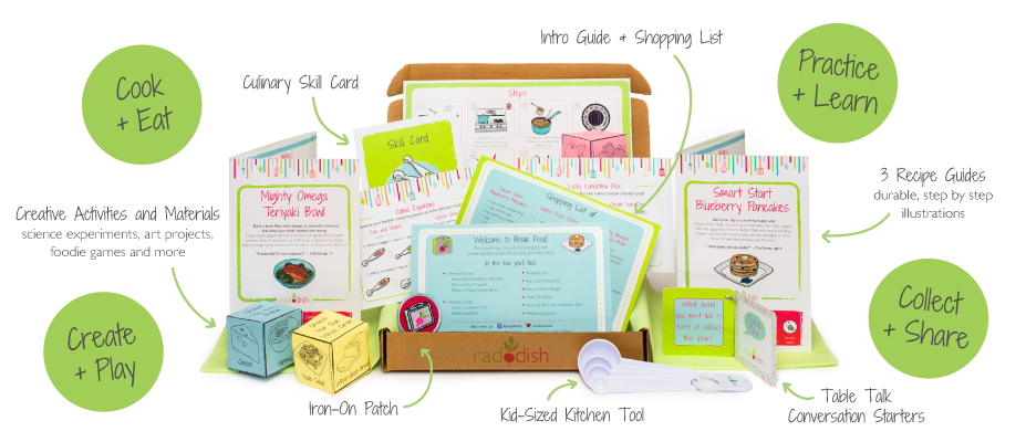 best cooking subscription box for kids