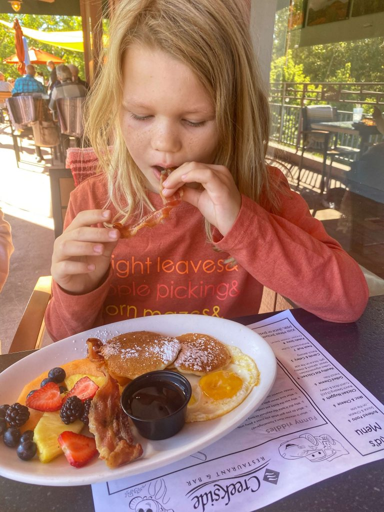 where to eat in Sedona with kids