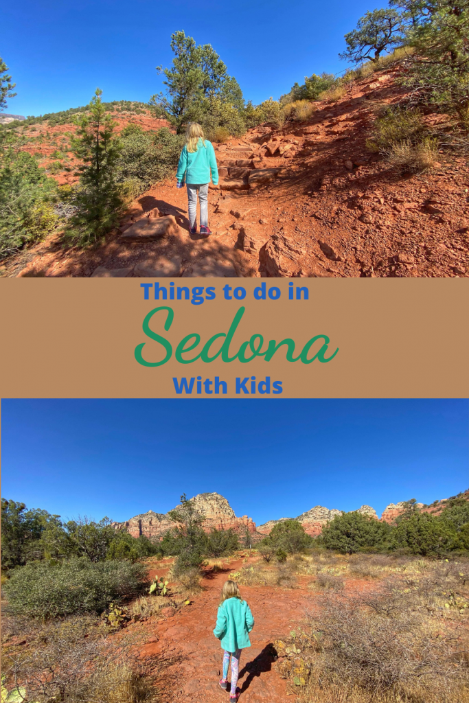what to do in sedona with kids