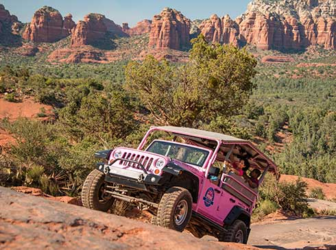 best family friendly tour in sedona