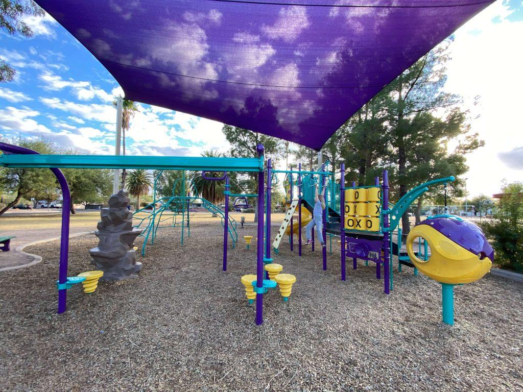 best playgrounds in tucson az