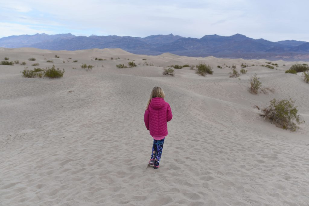 what to do in Death Valley with kids