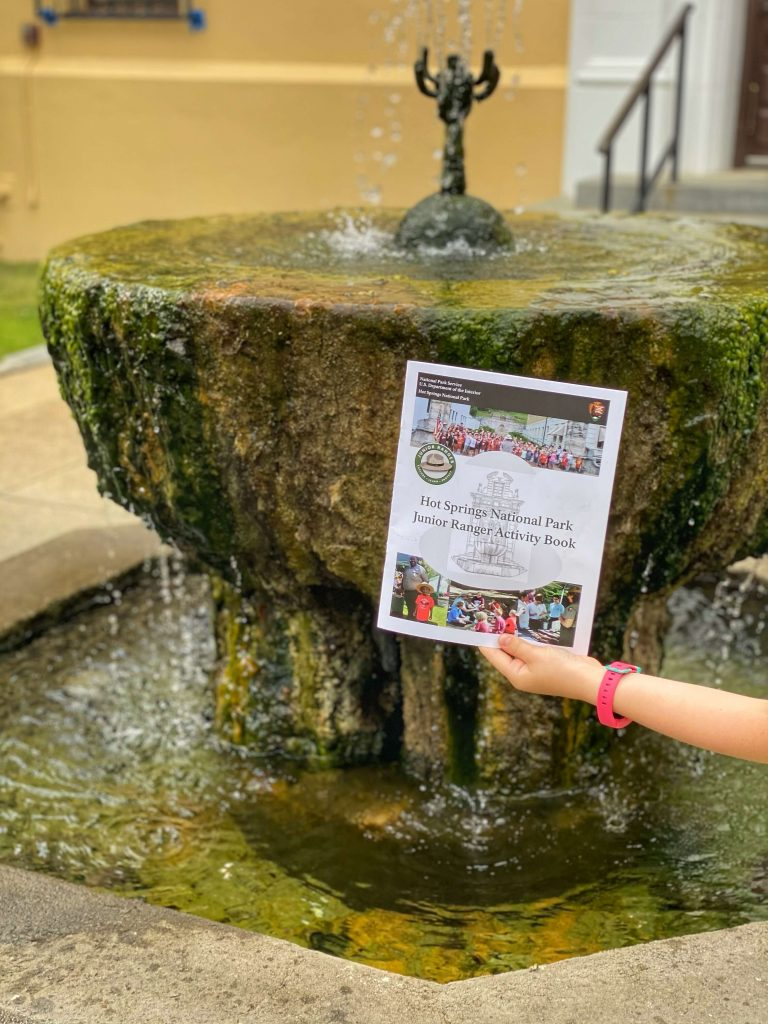 what to do in hot springs national park with kids