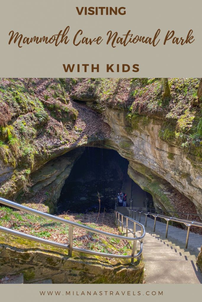 mammoth cave family trip