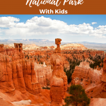 bryce canyon with kids