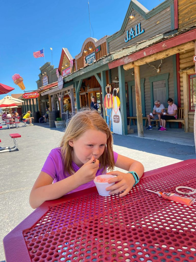 where to eat in bryce canyon with kids