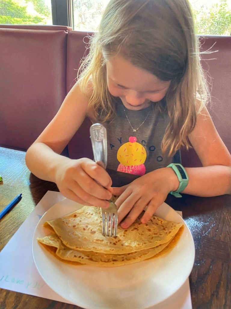 where to eat in zion with kids