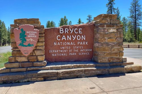 bryce canyon national park with kids