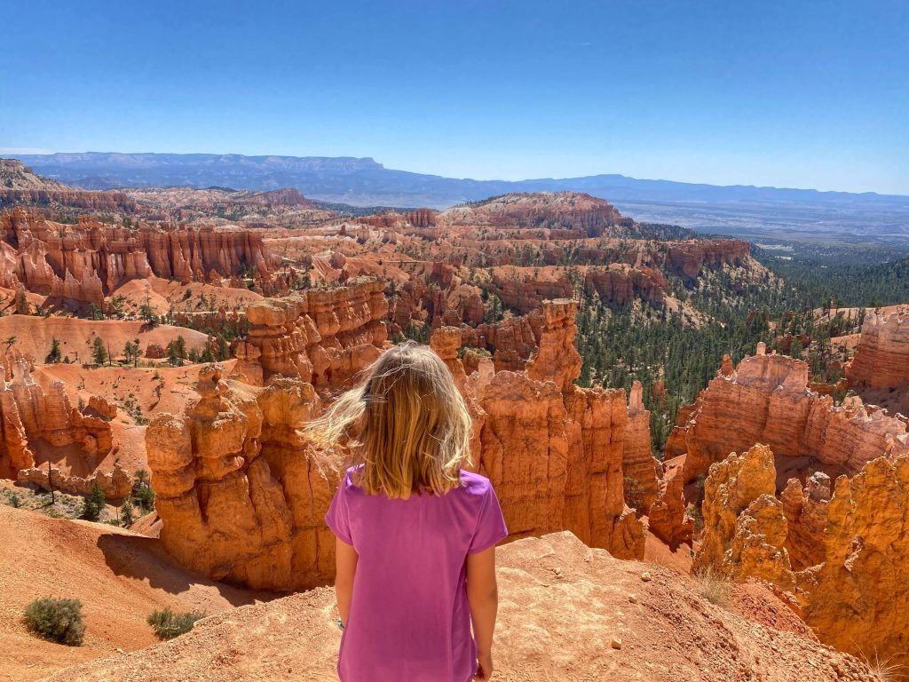 best hiking trails for kids in bryce canyon