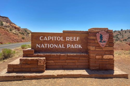 what to do in capitol reef national park with kids