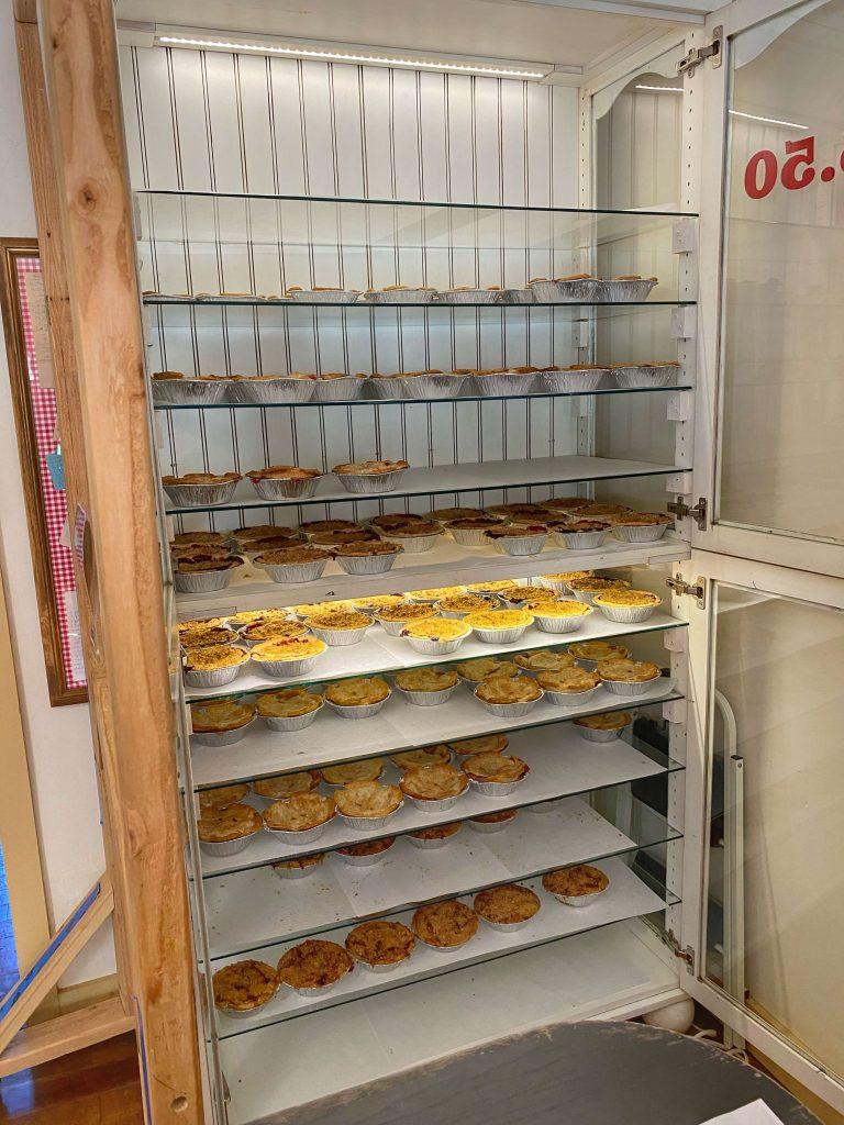 pies at gifford house