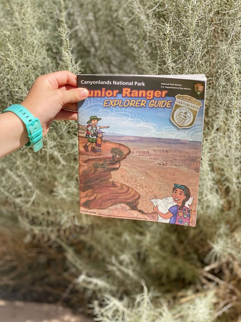 canyonlands junior ranger program