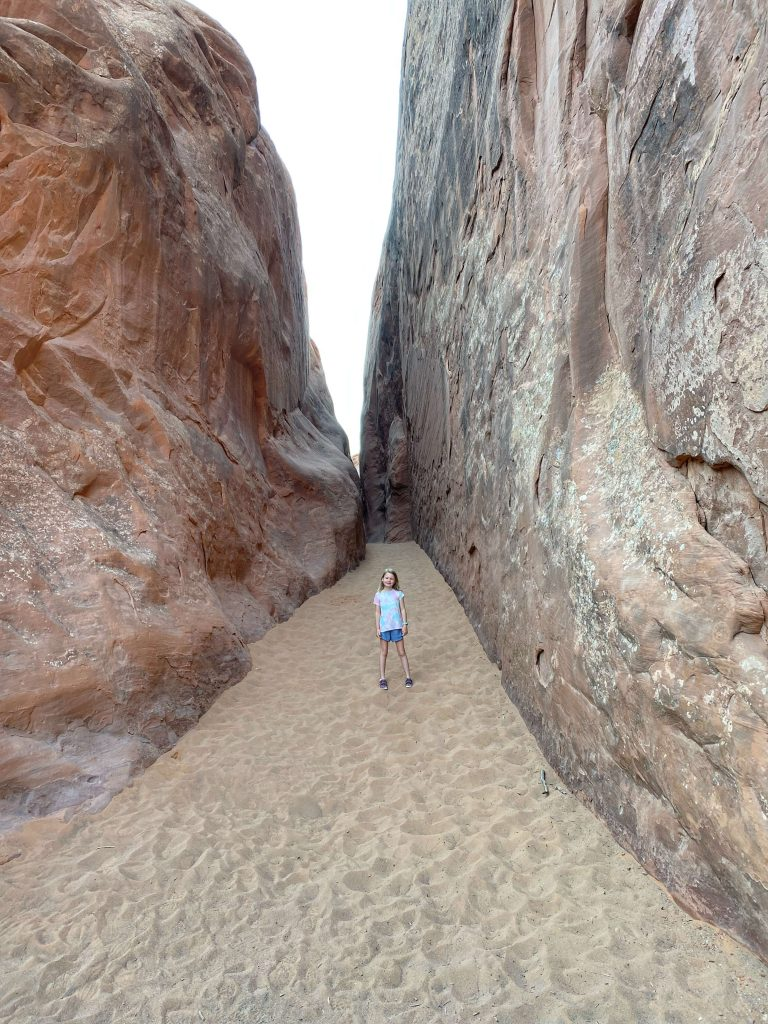 what to do in arches national park with kids