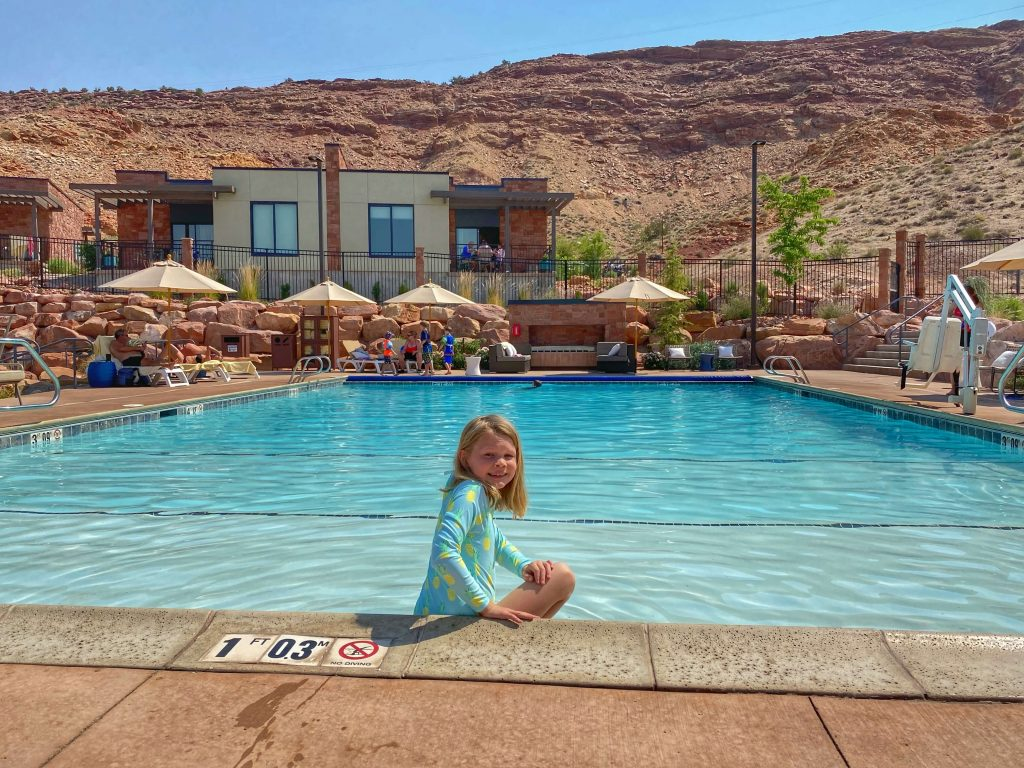 family friendly hotel in moab
