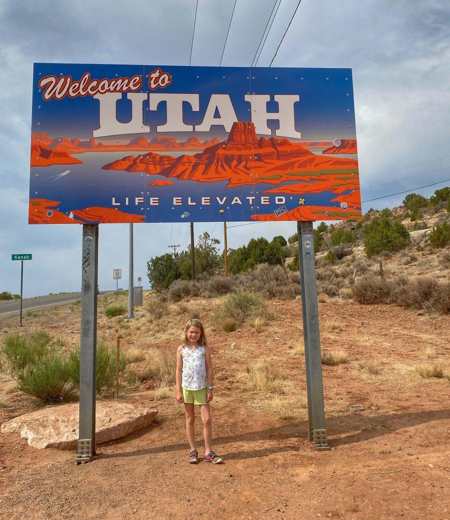 utah road trip with kids