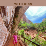 what to do in zion with kids