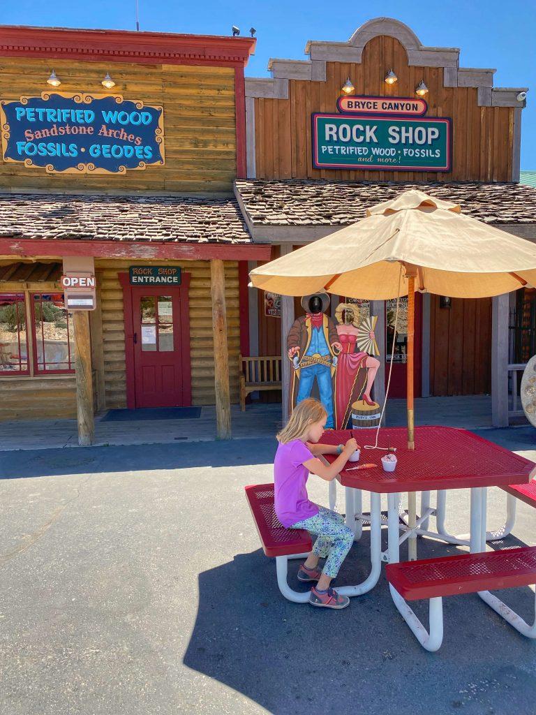kid friendly restaurant bryce canyon