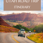 mighty 5 road trip itinerary