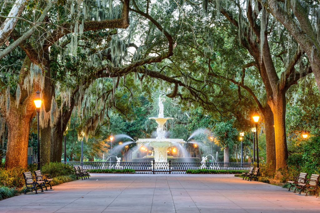 free things to do in savannah with kids