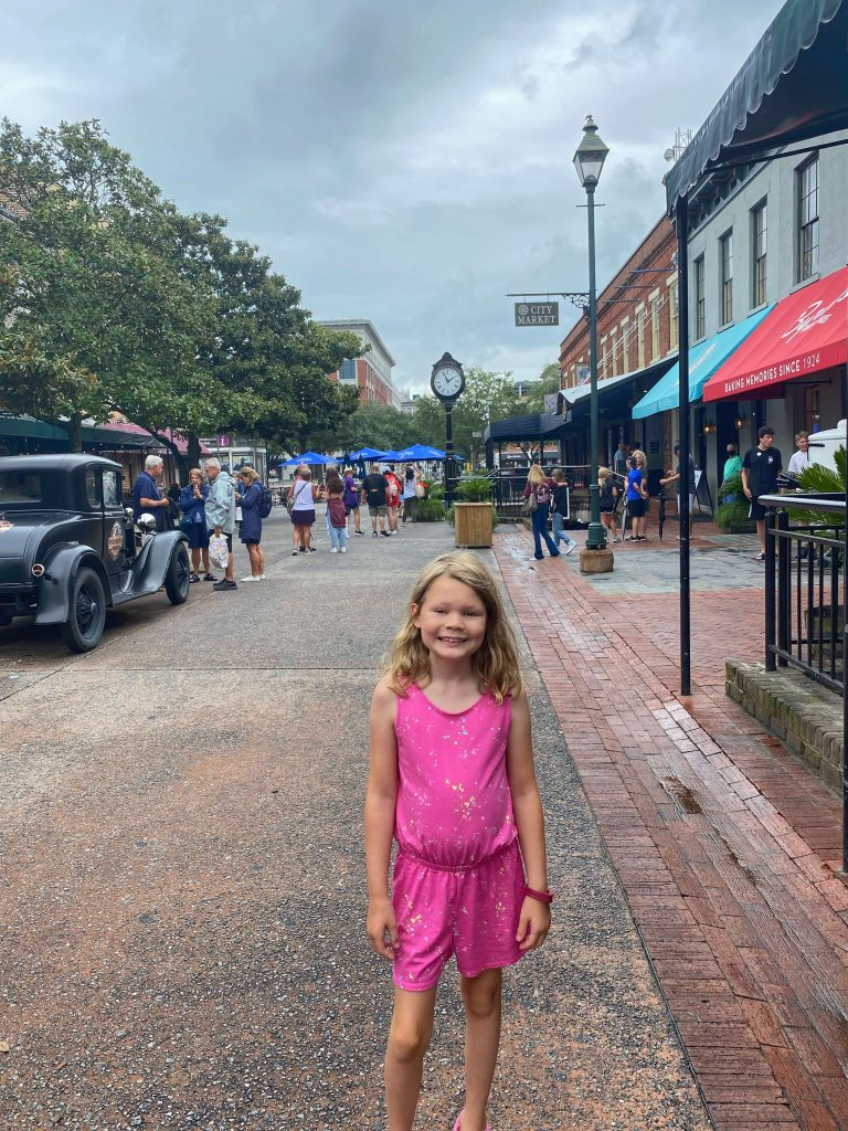 what to do in savannah with kids
