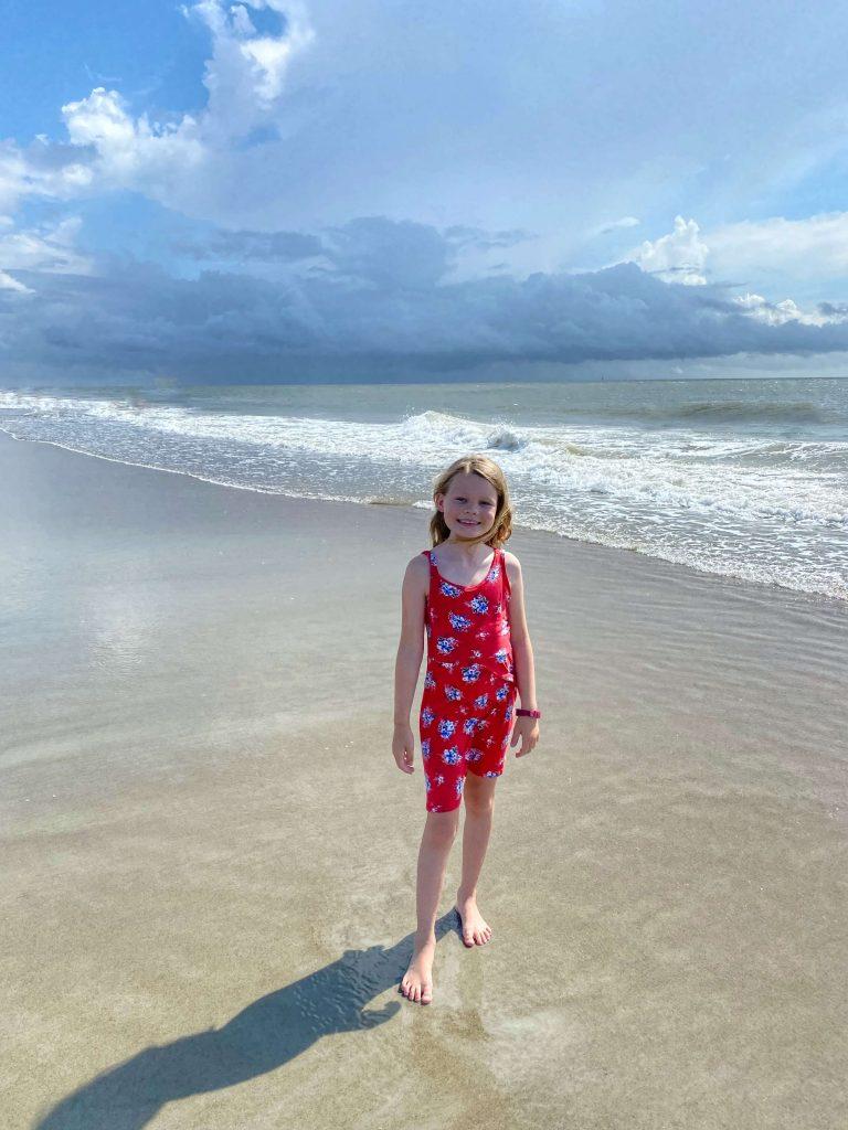 best beach near savannah