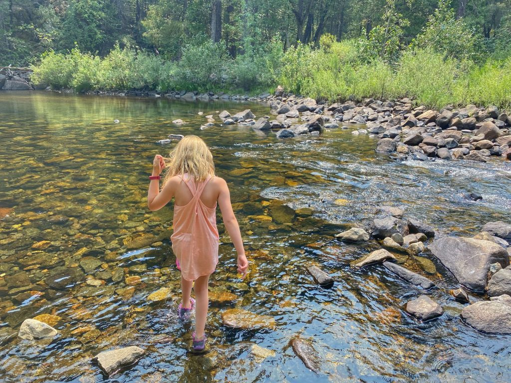 what to do in yosemite with kids