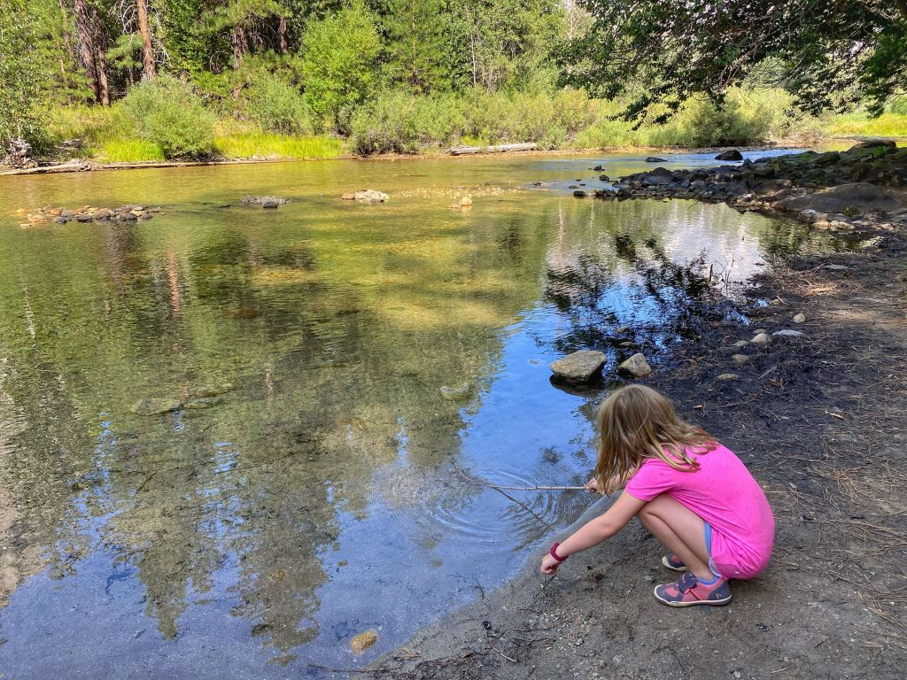 best hiking trails in kings canyon national park with kids